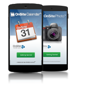 New OnSite Mobile Apps