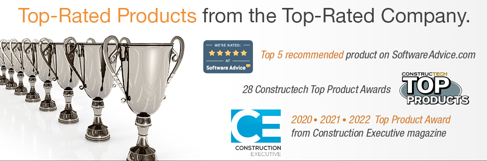 ConstructionSuite Awards