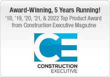 Five in a Row - ConstructionSuite Wins Top Product Award