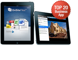 New OnSite Mobile Apps Vault into Top 20 Business Apps