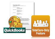 Advanced QuickBooks Lien Waivers