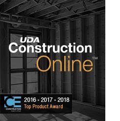 UDA ConstructionOnline